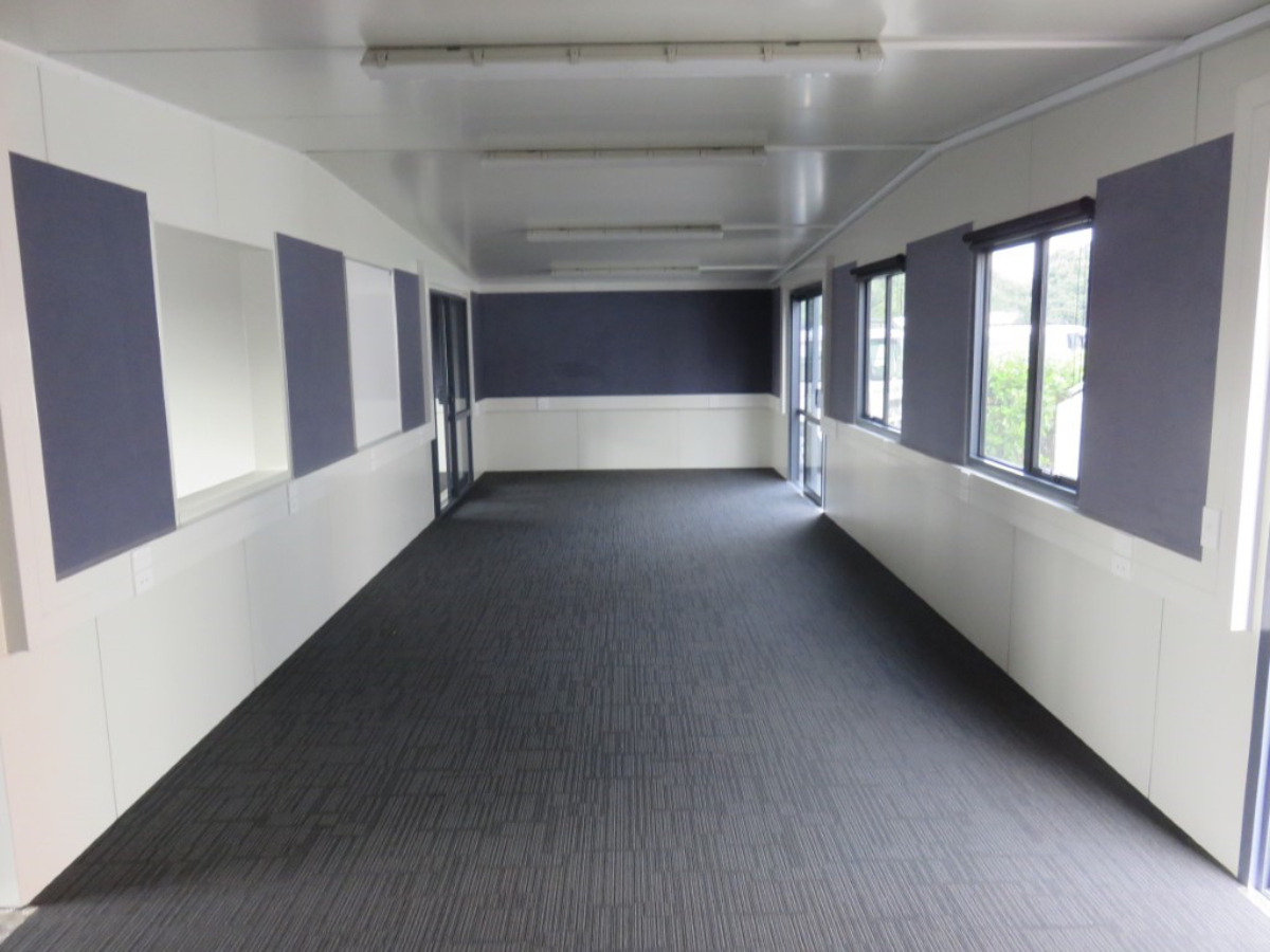 12 x 3.5m Commercial Office