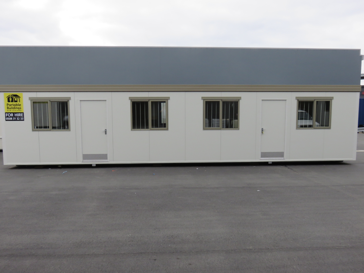 12x3m Site Office