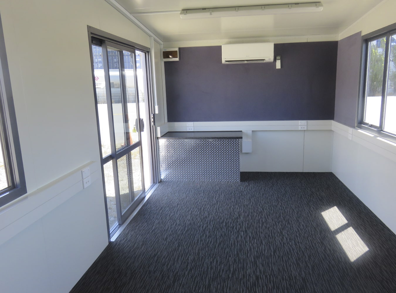 6x3m Commercial Office Interior