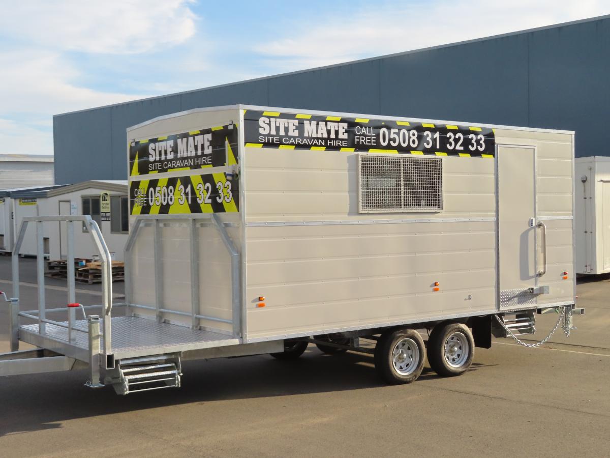 Site Mate Caravan