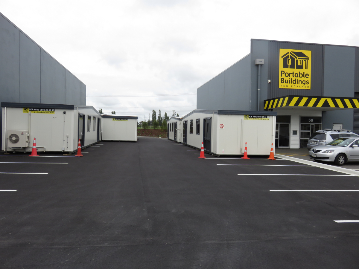 Portable Buildngs New Zealand