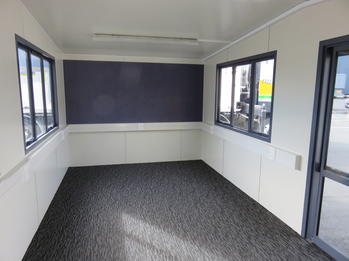 6 x 3m Commercial Office