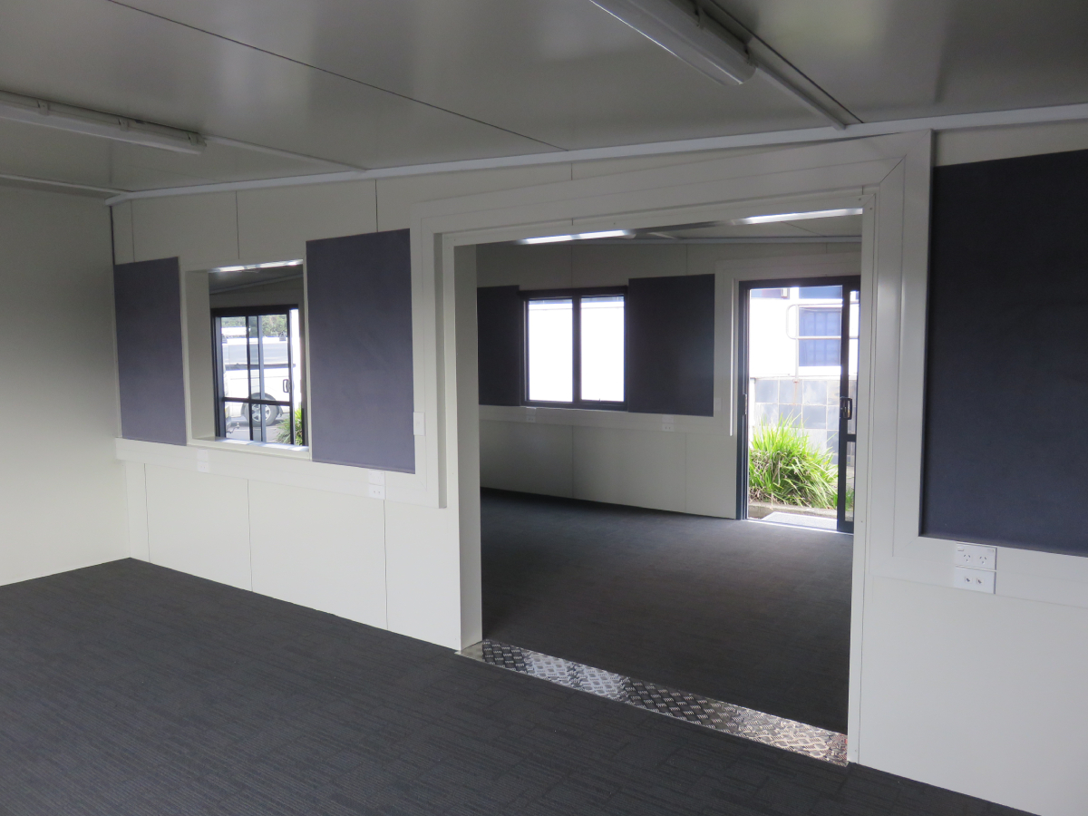 12 x 7m Office Complex