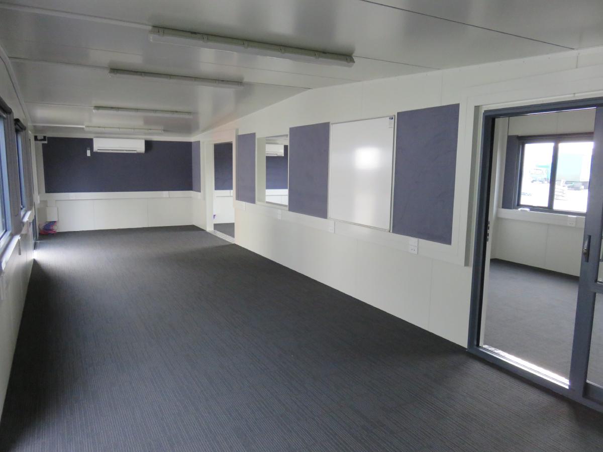 12 x 7m Office Complex