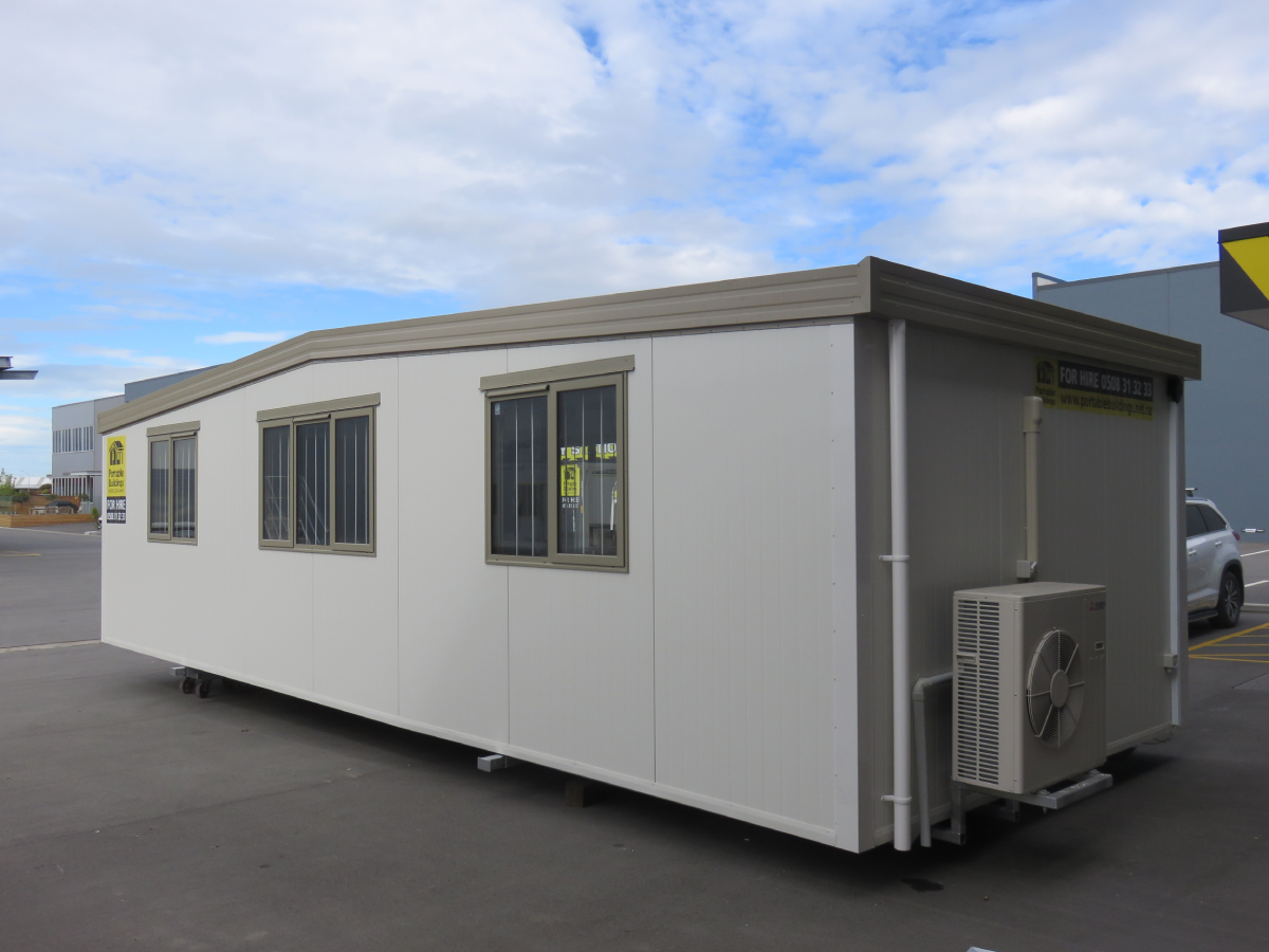 9.6 x 3.5m Lunch Room