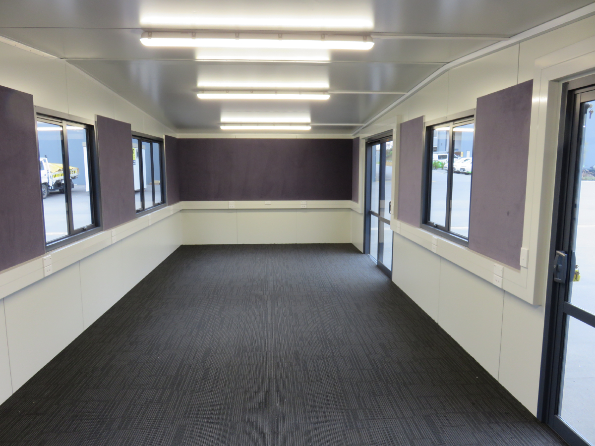 9.6x3.5m Commercial Office