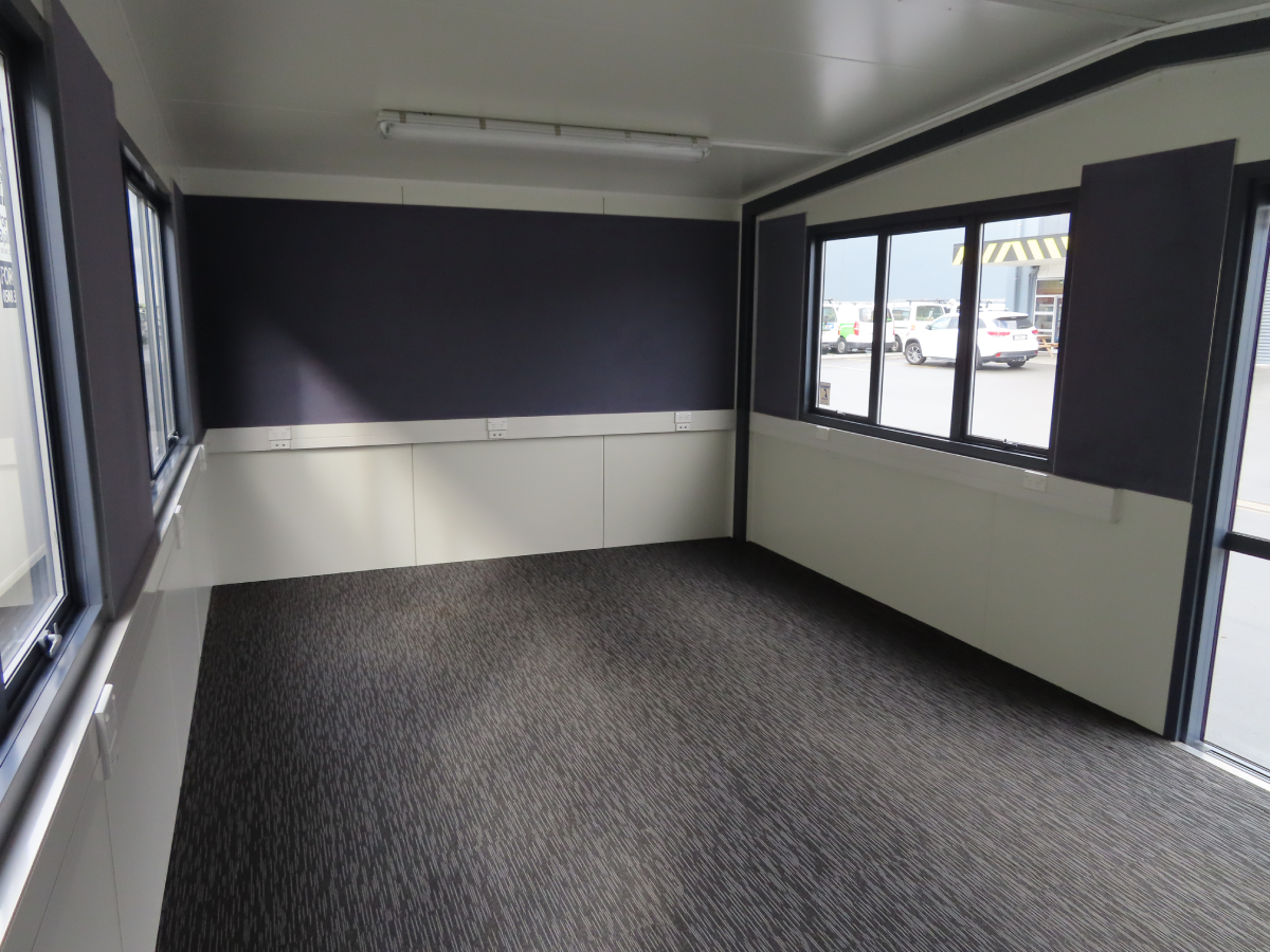 6x3.5m Commercial Office