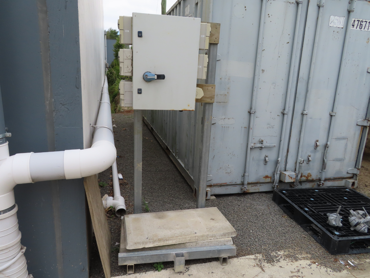 Portable Site Power Box